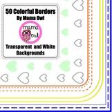 Mama Owl Borders