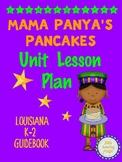 Mama Panya's Pancakes  Kindergarten Unit Lesson Plan Louis