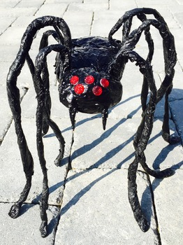 """Maman Spider Sculptures"" - Complete Lesson"