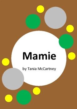 Mamie by Tania McCartney - 6 Worksheets - May Gibbs
