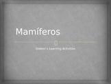 Mamiferos -Mammals
