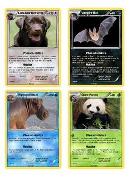 "Mammal ""Pokemon"" Awards"