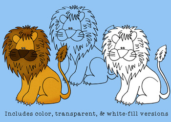 Mammal Characteristics Clip Art