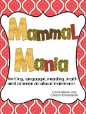 Mammal Mania: Interactive lessons all about mammals