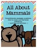 Mammals {A Non-Fiction Animal Unit}