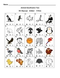 Mammals, Birds, and Fish