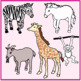 Mammals Clipart (Animals)