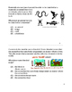 Mammals, Differentiated for low or non verbal students.