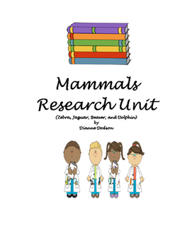 Mammals Research Unit