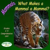 Mammals – What Makes a Mammal a Mammal (Nonfiction Science