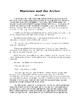 Mammon and the Archer - O. Henry story - easy reading version + quiz