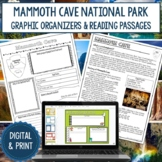 Mammoth Cave National Park Research Graphic Organizer
