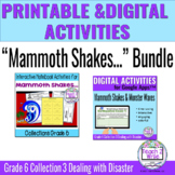Mammoth Shakes Digital and Printable Activities Collection