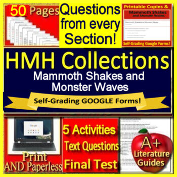 Hmh Collections Grade 9 Worksheets Teaching Resources TpT