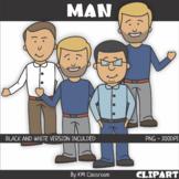 Man Clip Art