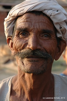 Man from India Photograph