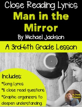 """Poetry They Will LOVE: """"Man in the Mirror"""" by Michael Jack"""