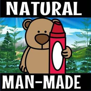 Man - made and natural color