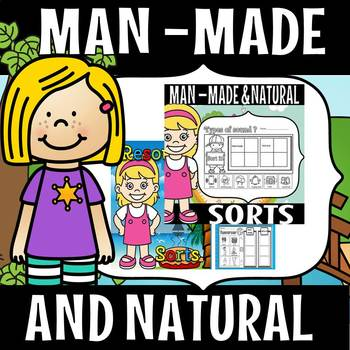 Man-made and natural sorts bundle