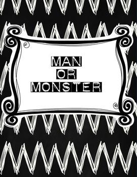 Man or Monster