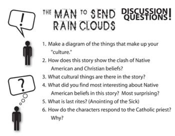 a man to send rain clouds