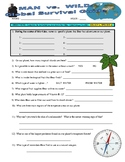 Man vs Wild Global Survival Guide (video worksheet)