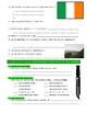 Man vs Wild Ireland (video worksheet)