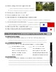 Man vs Wild Panama (Video Worksheet)