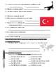 Man vs Wild Turkey (video worksheet)