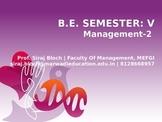 Basics in Management