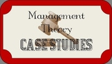 Management Theory: Case Studies