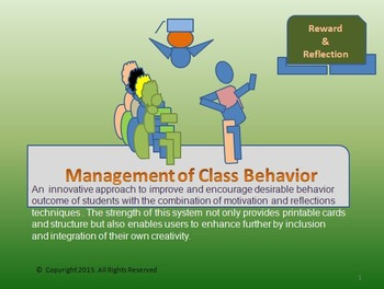 Behavior and Class Management