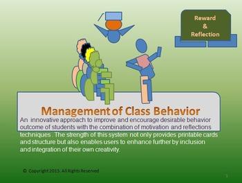 Behavior and Class Management