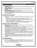 Management of International Corporation