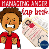Anger Management Activities: Managing Anger Interactive Lap Book Activity