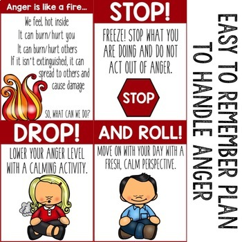Managing Anger Group Counseling Program: Anger Management for Early Elementary