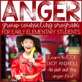 Anger Management Activities: Anger Group Counseling Progra
