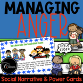 Managing Anger and Listening Social Narrative: The Superchill Team
