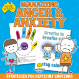 CALM DOWN STRATEGIES Anger Management, Self-Regulation, Wo