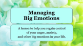 Emotional Awareness Managing Feelings Mindfulness READY 2