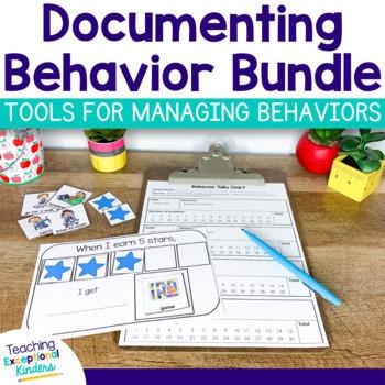 Managing Behavior MEGA Bundle of social skills for young learners