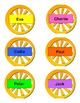Back to School - Managing Centres with student and centre badges and signs