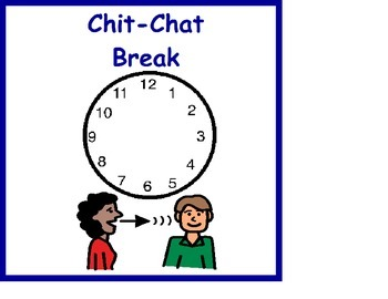 Managing Classroom Chit-Chat