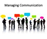 Managing Communication (Management)