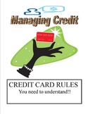 Managing Credit