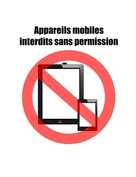 Managing Devices in French Class