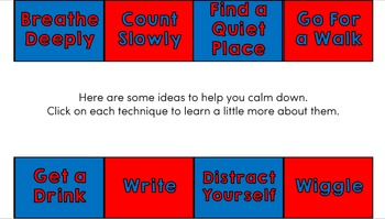 Managing Difficult Emotions Interactive PowerPoint