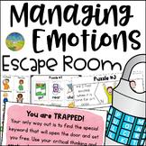 Managing Emotions Escape Room