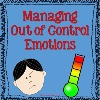 Managing Emotions (Anger)