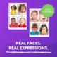 Managing Emotions Printable Cards for Pre-K,Childcare,Daycare,Homeschool
